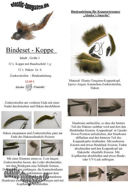 BINDESET KOPPE 1