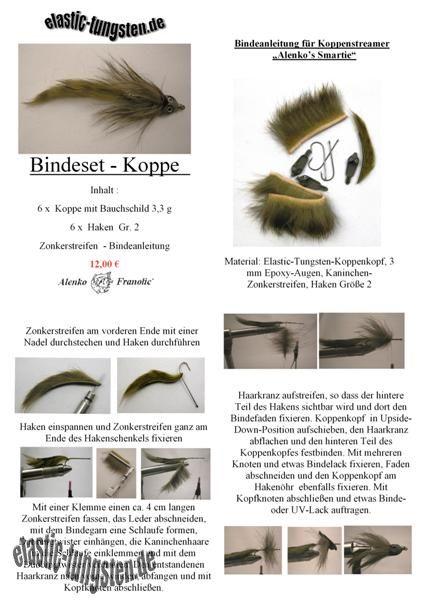 BINDESET KOPPE 3.3