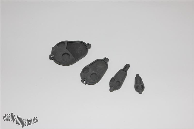 Koppenkopf mit Bauchschild 1,6g - 3,3g