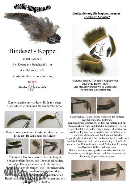 BINDESET KOPPE  4