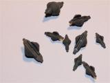 Jigköpfe aus Elastic-Tungsten