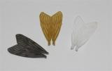 Köcherfliegen-Flügel aus Kunststoff - schwimmend